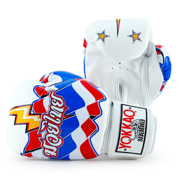 Thai Flag III Boxing Gloves