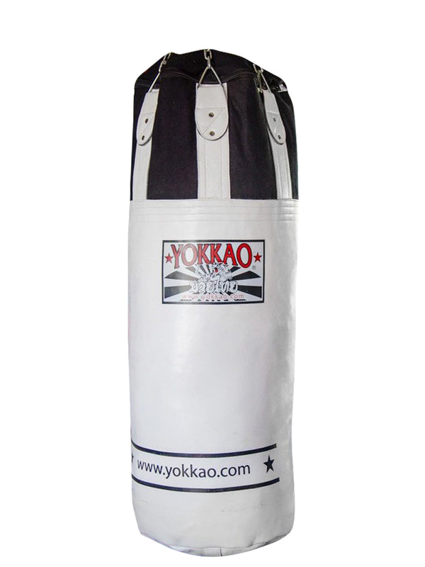 YOKKAO White Heavy Bag