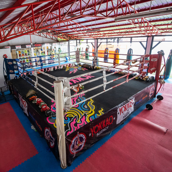 Muay Thai Boxing Ring