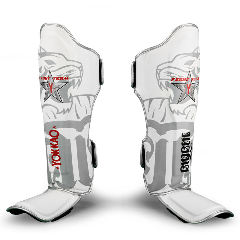 Fight Team Shin Guards