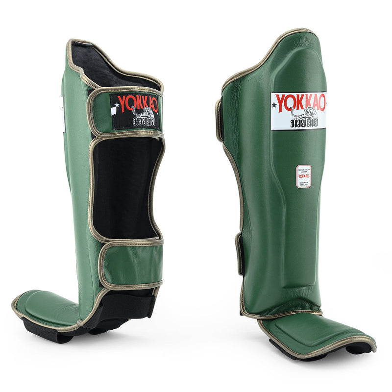 Matrix Eden Shin Guards