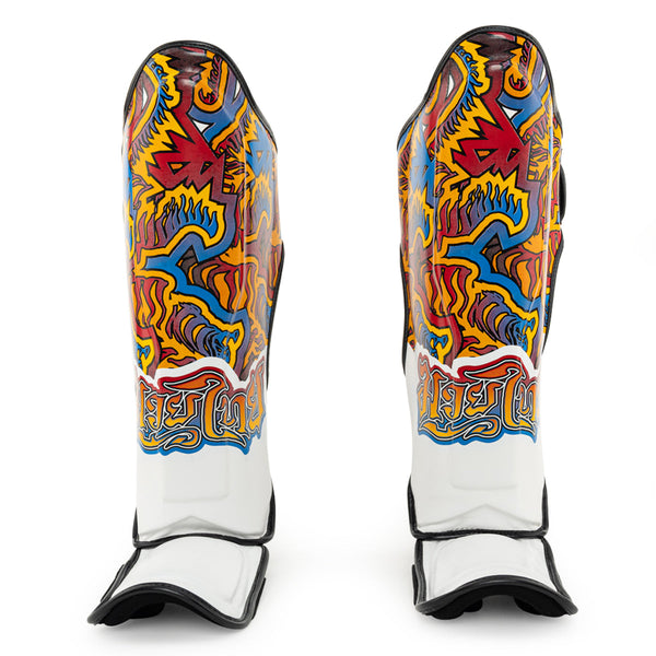 Tiger Shin Guards