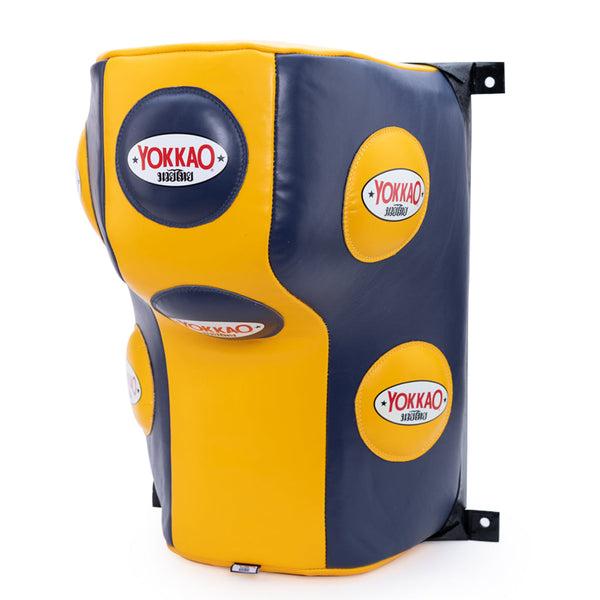 Wall Mounted Heavy Bag Evening Blue/Gold Fusion