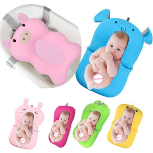 newborn bathtub seat infant support Cushion mat bath mat
