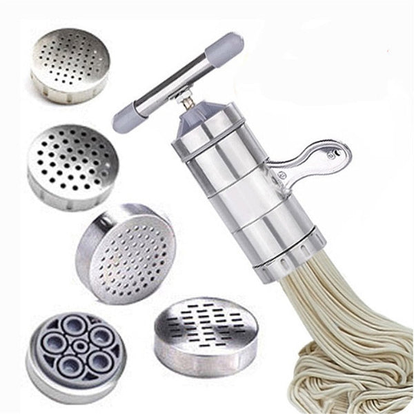 Manual Stainless Steel Noodle Maker Press Pasta Machine Crank Cutter Fruits Juicer - SmallTown Shop