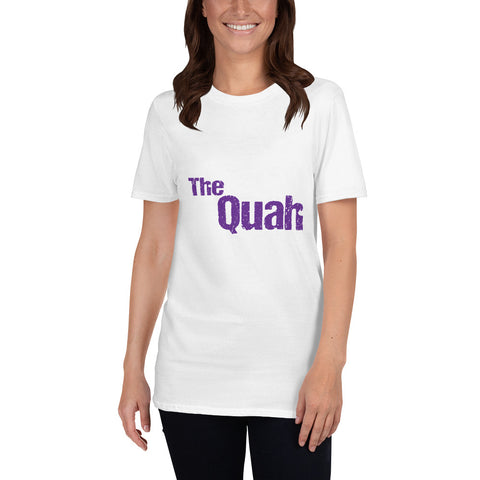 Short-Sleeve Unisex Quah T- Shirt
