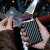"The ""Stack"" Wallet"