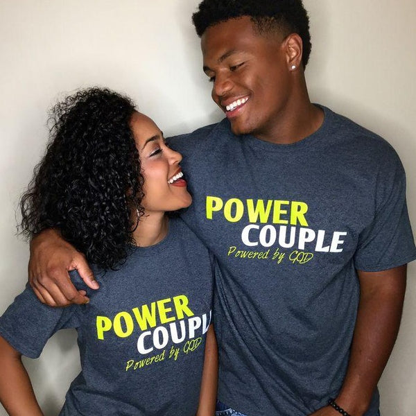 The Power Couple Shirts