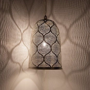 Lights Hanging From Ceiling | Bella Figura - Moroccan Lamps