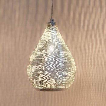Moroccan Lamp | Azur Water Drop - Moroccan Lamps