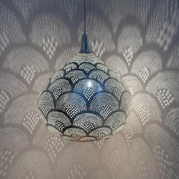 Pendant Light Chains | Nostalgia Nights - Moroccan Lamps