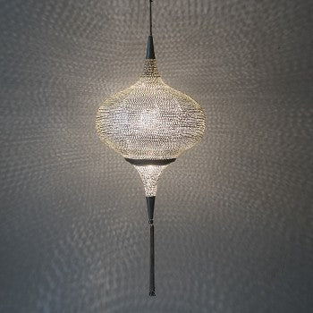 Hanging Light Lantern | Marrakesh Plain - Moroccan Lamps