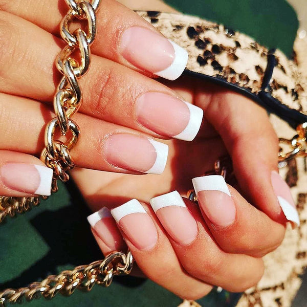 IS THE FRENCH MANICURE REALLY FRENCH?