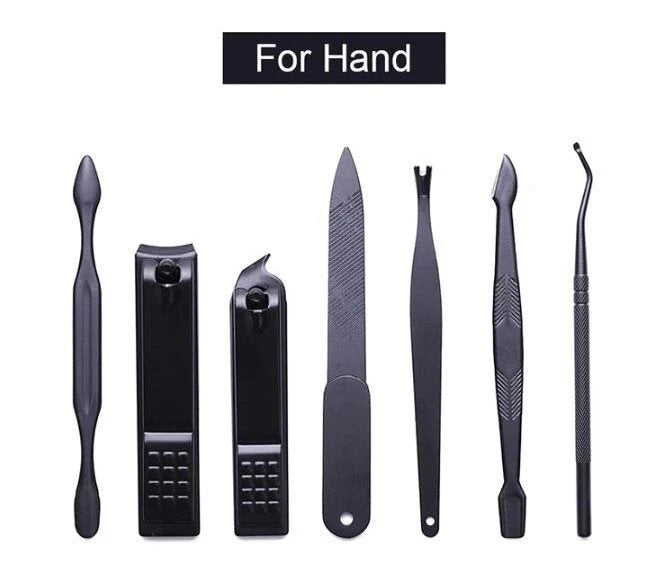 Load image into Gallery viewer, Professional Nail Clipper Set