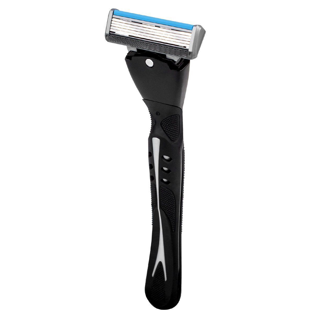 Load image into Gallery viewer, Black Spider Razor - With Your Name the handle