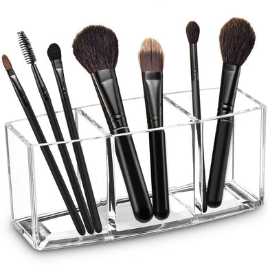 Makeup Brush Holder Set