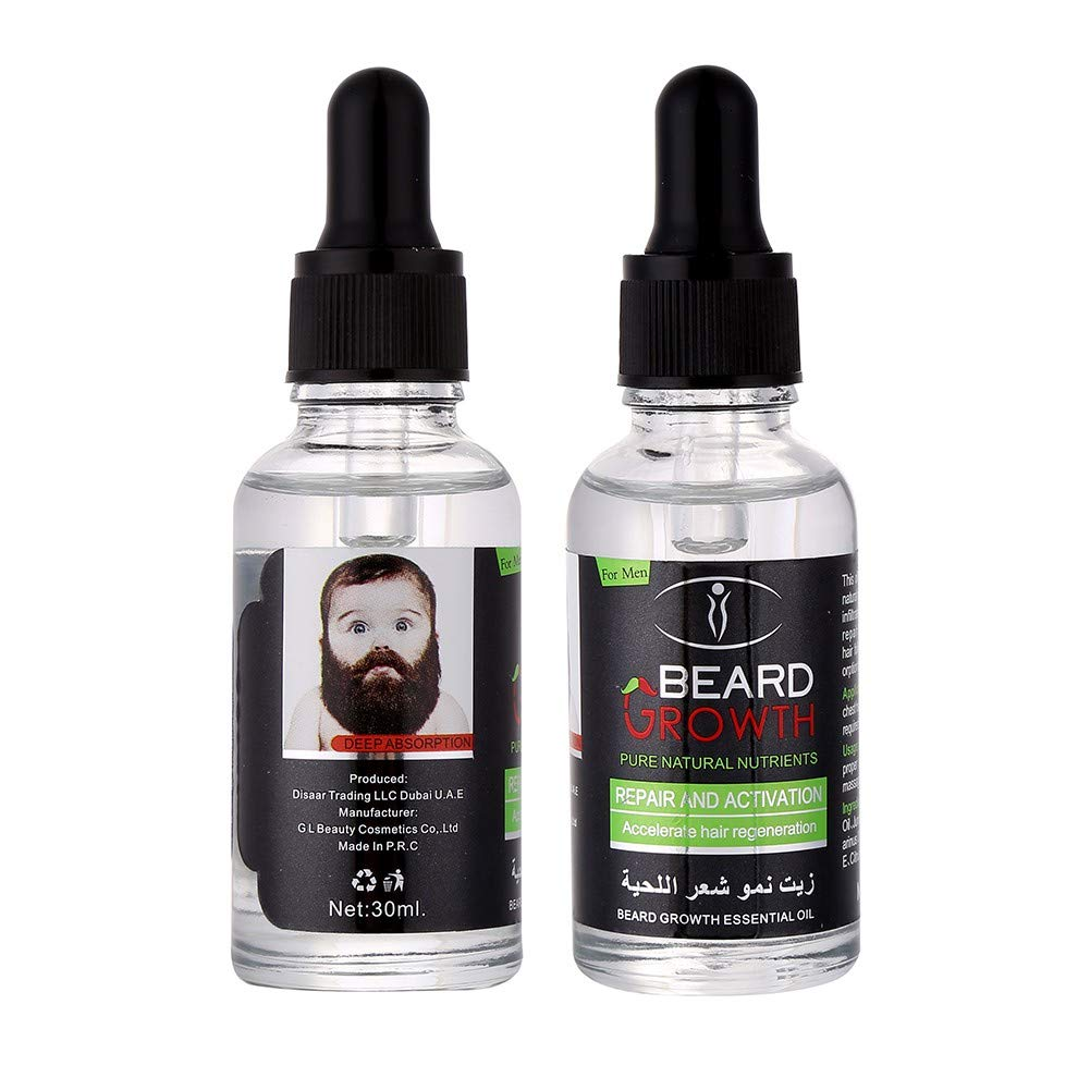 Load image into Gallery viewer, Organic Beard Growth Liquid