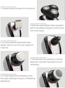 MULTIFUNCTIONAL GROOMING KIT