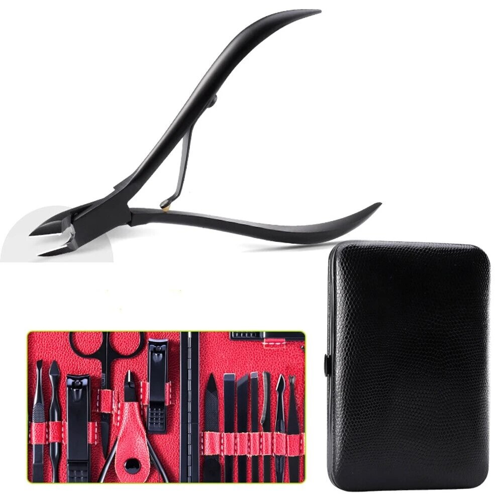 Load image into Gallery viewer, Portable Manicure-Pedicure Set