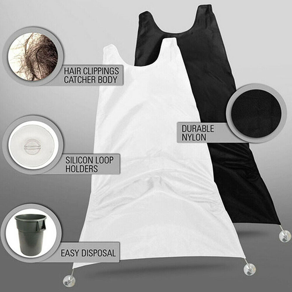 Load image into Gallery viewer, Beard Apron Cape for Men Shaving