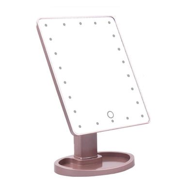 LED Magnifying Vanity Mirror