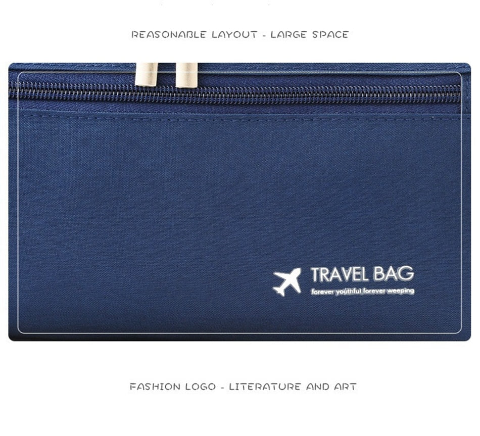 Load image into Gallery viewer, Travel Hanging Cosmetic Bag
