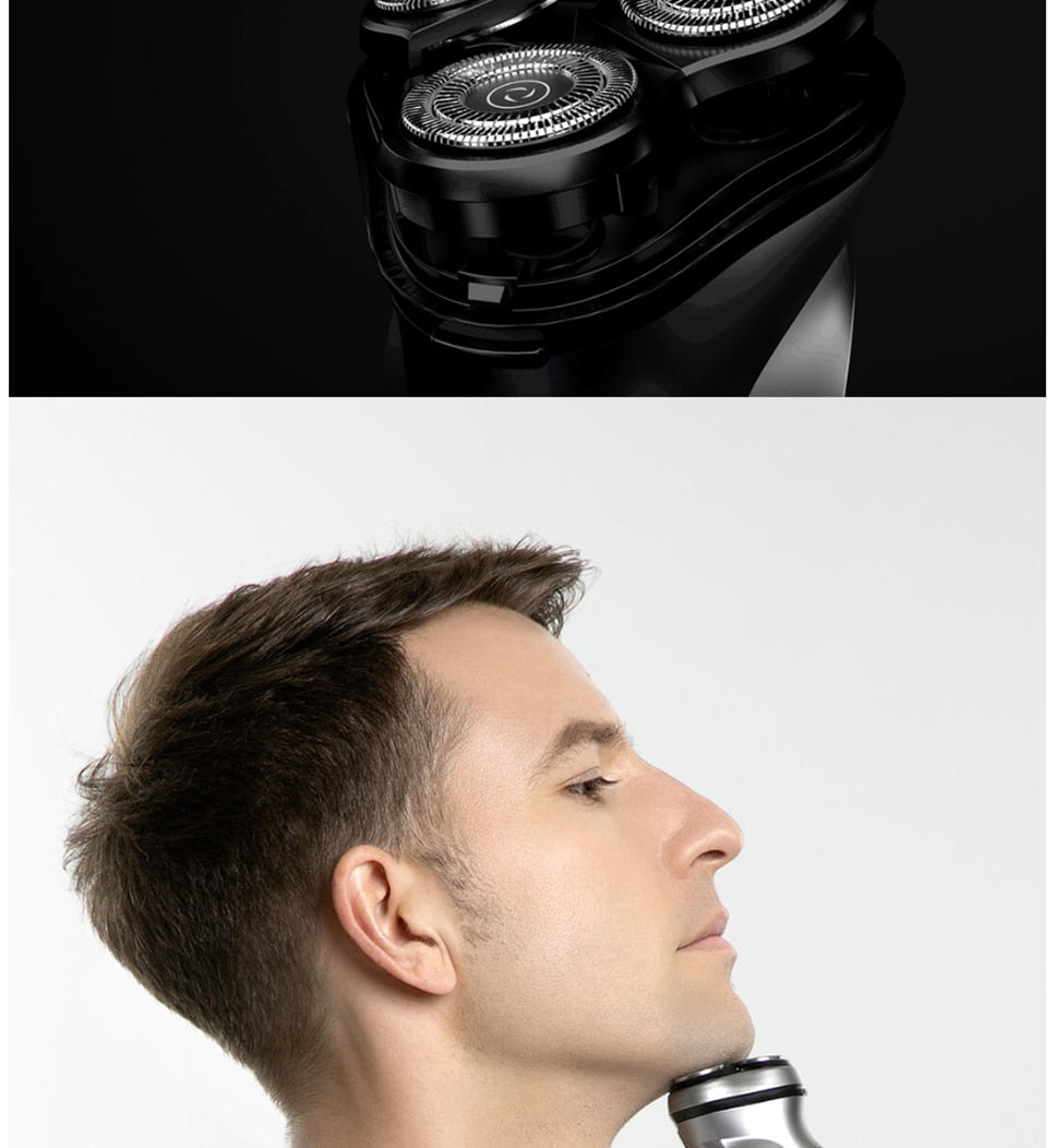 Load image into Gallery viewer, 3D Electric Shaver