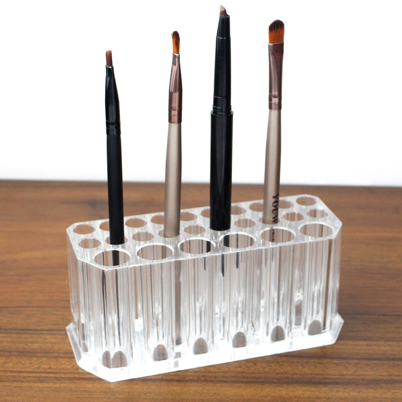 Load image into Gallery viewer, Makeup Brush Display Stand