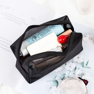 Transparent Cosmetics Kit Bags