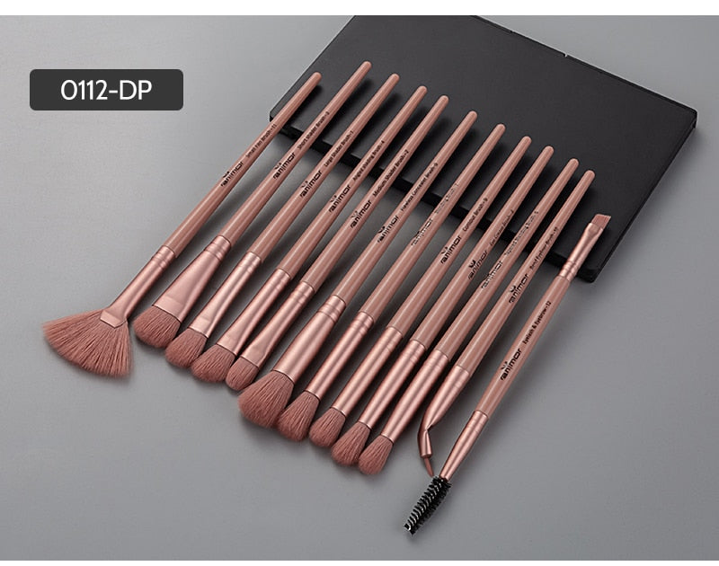 Load image into Gallery viewer, Makeup Brushes Set 3-12pcs