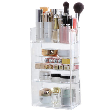 Clear Makeup Organizer
