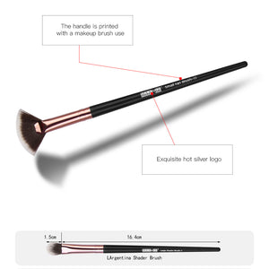 12Pcs Makeup Brushes Set