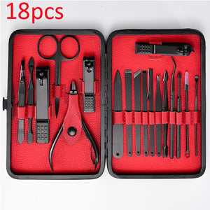 Professional Nail Clipper Set