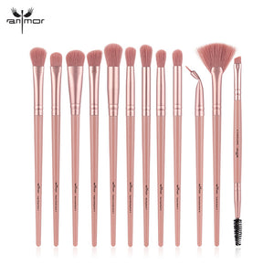 Makeup Brushes Set 3-12pcs