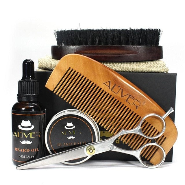 Beard Care Grooming Kit