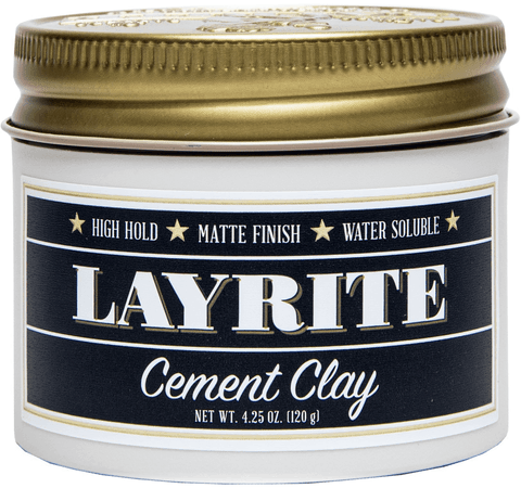Layrite Cement Clay 4.25oz