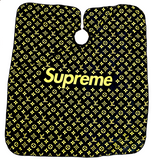 Supreme Styling Cape - Black & Gold