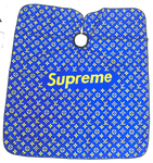 Supreme Styling Cape - Blue & Yellow