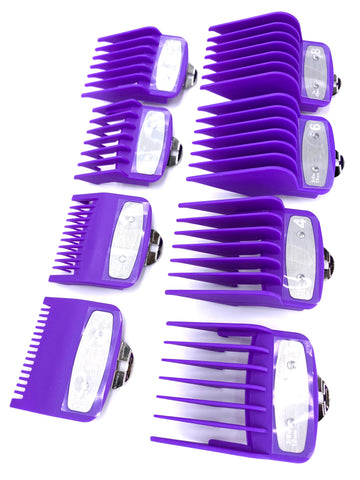 Wahl Premium Guards- Purple