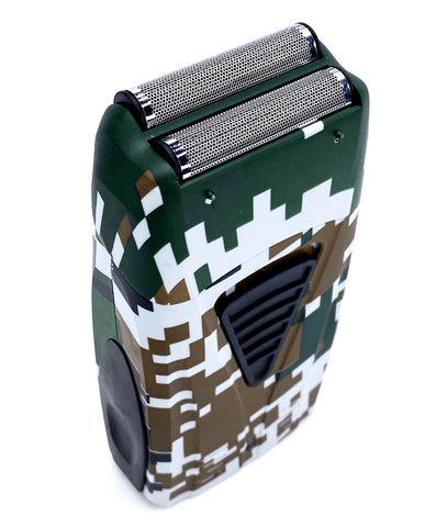 Camoflage Foil Hair Shaver