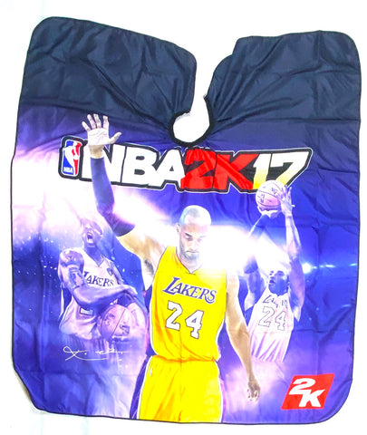 Kobe Bryant NBA 2K17 Cape