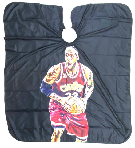 Lebron James Retro Cape