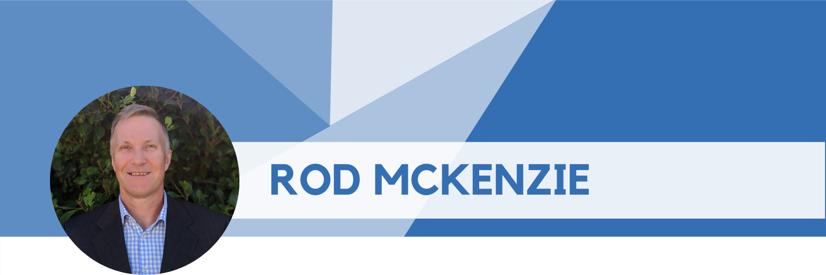 VICTORIA - Book a Mentoring Session with Rod McKenzie (Melbourne)
