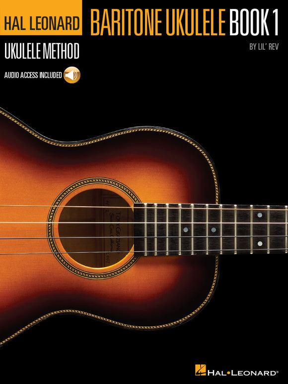 Baritone Ukulele Method - Book 1