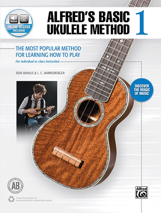 Basic Ukulele Method 1