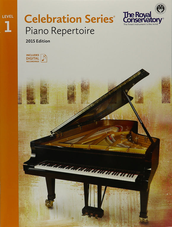 RCM Piano Repertoire - Level 1