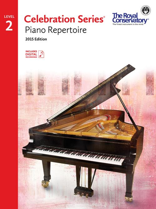 RCM Piano Repertoire - Level 2
