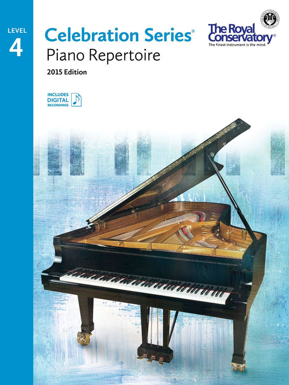 RCM Piano Repertoire - Level 4