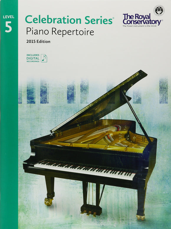 RCM Piano Repertoire - Level 5
