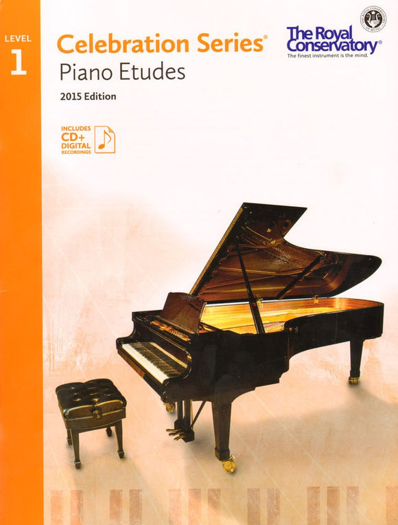 RCM Piano Etudes - Level 1